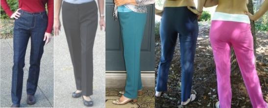 Dress Over Pants Dress Pants or Yoga Pants